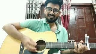 Saaho: Enni Soni Cover Song | Prabhas, Shraddha Kapoor | Guru Randhawa, Tulsi Kumar  |Guitar chords