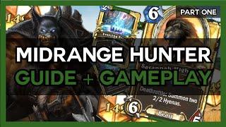 [Hearthstone] BRM Midrange Hunter Guide