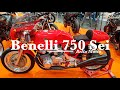 Benelli 750 Sei   Quick Look