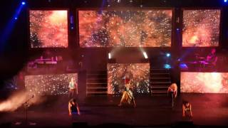 Lindsey Stirling Live @ Fox Theater Oakland CA 9-22-2016