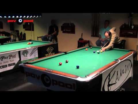 #6 - $1,500 Added 9 Ball - Dave Hemmah vs Jeffrey Pu