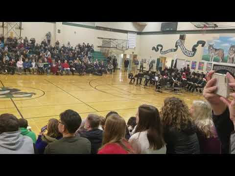 Timbercrest Middle School Holiday Concert