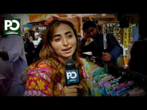 Eid shopping in Pakistan | Pakistan Observer
