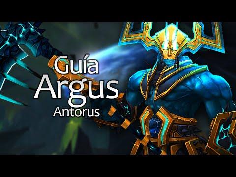 Guia Rapida: ARGUS - normal y heroico - ANTORUS
