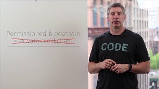 Blockchain 101: What is a permissioned blockchain with Mark Parzygnat
