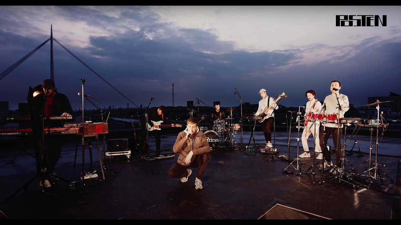 Download PATINA - Postens Tag - Live Session