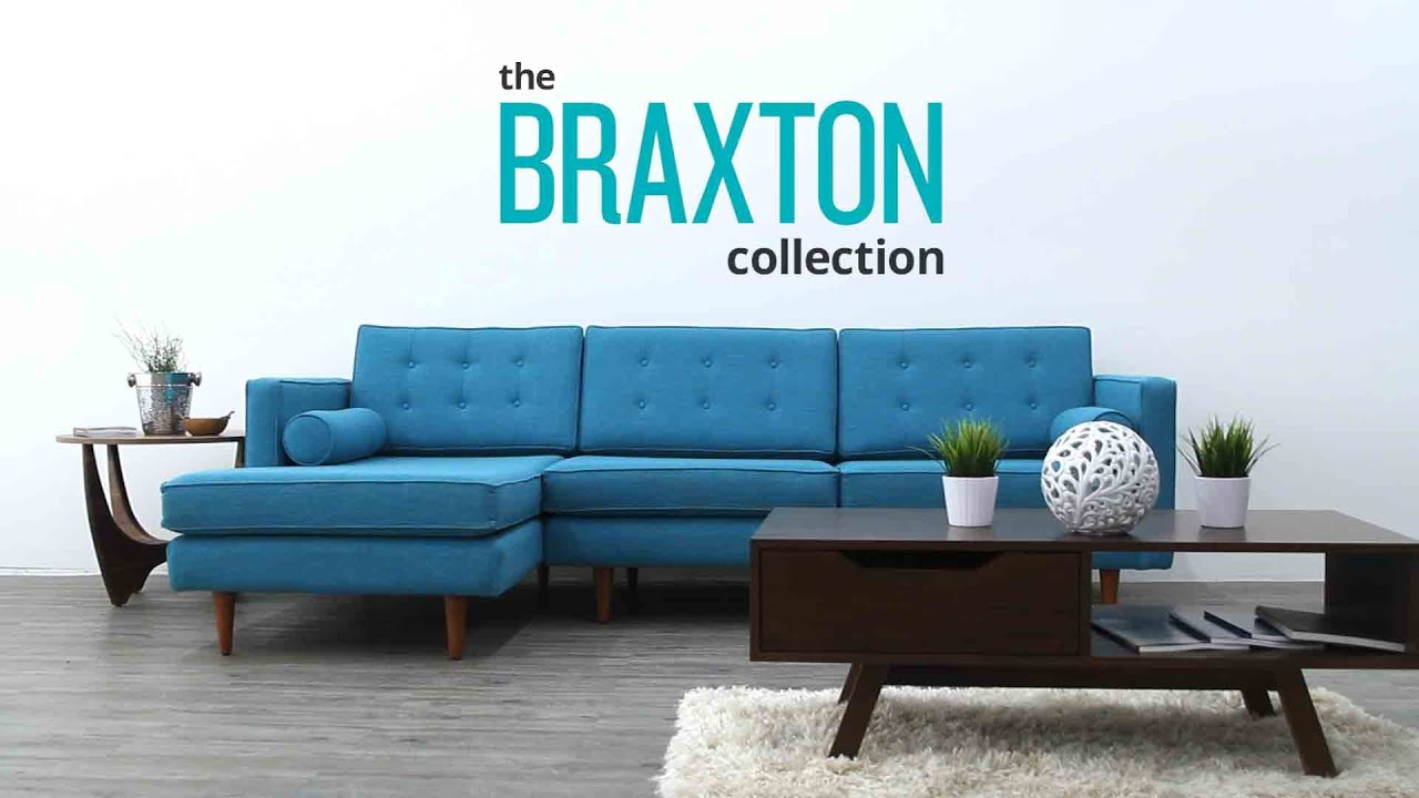 The Braxton Collection By Joybird Furniture