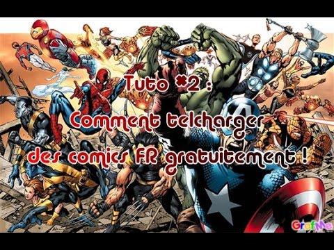 marvel comics gratuit en ligne