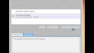 probleme gestionnaire mise a jour ubuntu 9.04