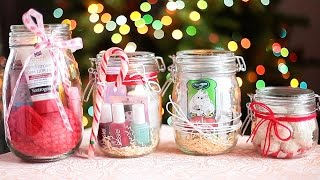 Подарок в банке | Идеи подарков на Новый год - часть 2!(Мой огромный пост с 55 идеями подарков на Новый год! - http://katerinadulaeva.com/blog/55_new_year_gift_ideas Всем привет! В этом видео..., 2014-12-13T16:47:30.000Z)