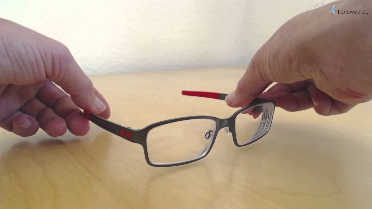 oakley brillenglas