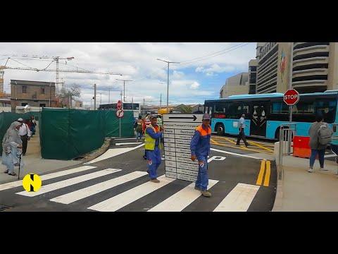 Travaux du Metro Express : Des déviations à la gare Victoria