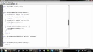 pawn basic server coding tutorial 1