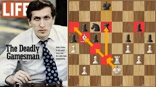 Wanna Win Matches 6-0 Like Bobby Fischer? Study the Endgame!