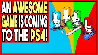 AN AWESOME GAME IS COMING TO THE PS4! thumbnail