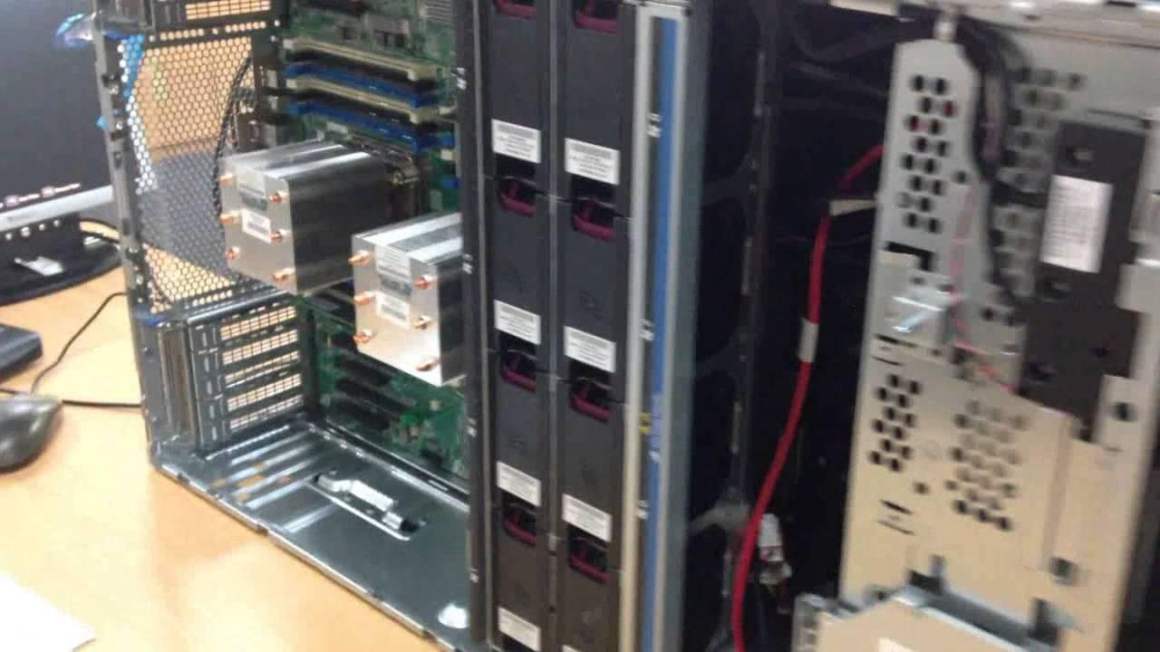Hp Proliant Ml350 Gen9 Server Preview Youtube