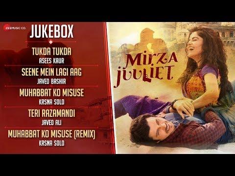 Mirza Juuliet - Full Movie Audio Jukebox | Krsna Solo & Dj Notorious