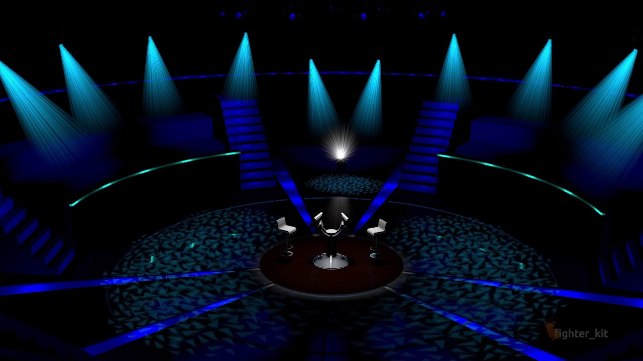 who wants to be a millionaire 3d studio test - youtube, Powerpoint templates