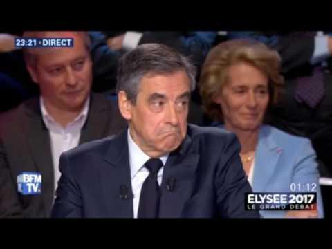Clash très violent entre Marine Le Pen et Jean Luc Mélenchon sur le thème de la religion