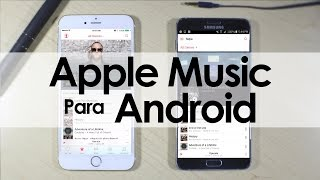 Conoce a detalle Apple Music para Android en nuestra comparación(Más información en http://www.unocero.com Síguenos en http://www.twitter.com/unocero Like en http://www.facebook.com/unocerofan Apple continúa ..., 2015-11-11T19:14:02.000Z)