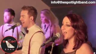 Hire The Spotlight band for your wedding party or event in Surrey london hampshire sussex