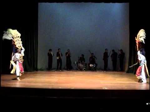 Obertura y Cotopaxi Ballet Folklórico de Cuenca