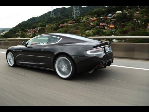 文武雙全Aston Martin DBS