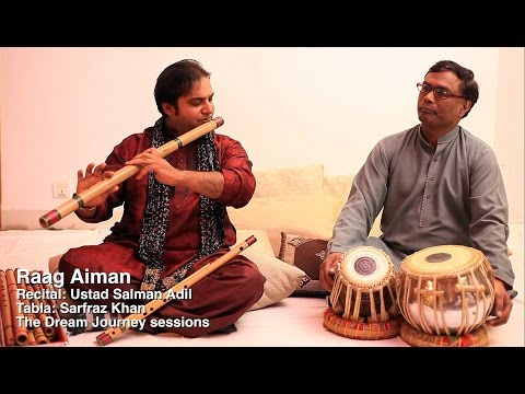 Salman Adil - Bansuri - Raag Aiman