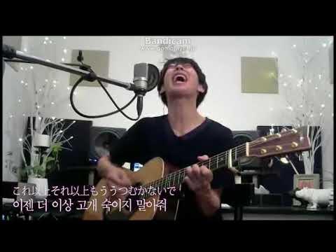 [한글자막] 오오이시 마사요시 - 귀가 들리지 않게 된 연인과 그 가수