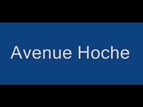 Avenue   Hoche Paris Arrondissement 8e