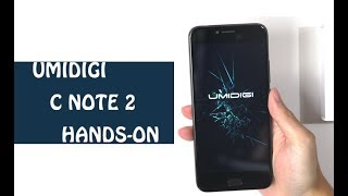 UMI NOTE C 2 – unboxing and hang on review of new smartphone from UMIDIGI