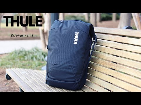 thule-subterra-34:-a-do-it-all-daily-carry-roll-top-backpack!
