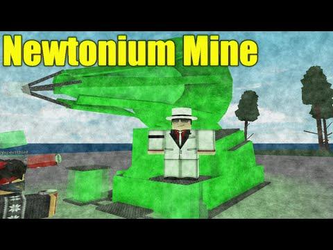 [Miner's Haven: ROBLOX] - Newtonium Mine Review