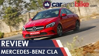 Mercedes-Benz CLA Facelift Review - NDTV CarAndBike