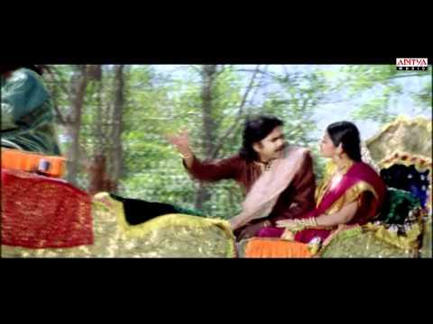 Sri Ramadasu Video Songs - Holesa Holesa Song - Nagarjuna Akkineni,Sneha