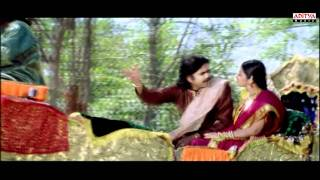 Sri Ramadasu Video Songs - Holesa Holesa Song - Nagarjuna Akkineni,Sneha