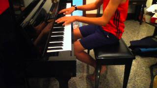 ( Sheet Music ) Greyson Chance - Waiting outside the lines Piano Cover