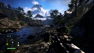 Far Cry 4 【PC】 ULTRA 【VS】 NVIDIA - inGame Graphics Comparison - GTX 780 Ti