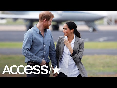 Is Meghan Markle And Prince Harry's PDA Causing A Rift Within His Inner Circle?