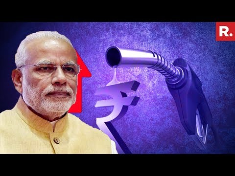 PM Narendra Modi Takes Stock Of Rising Fuel Price | #CutFuelPrices