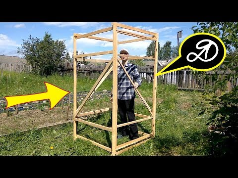 Как сделать самим душевую кабину на даче