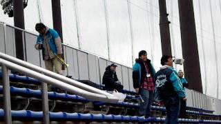 2010/3/2 イースタン教育リーグ 湘南シーレックス 応援風景1
