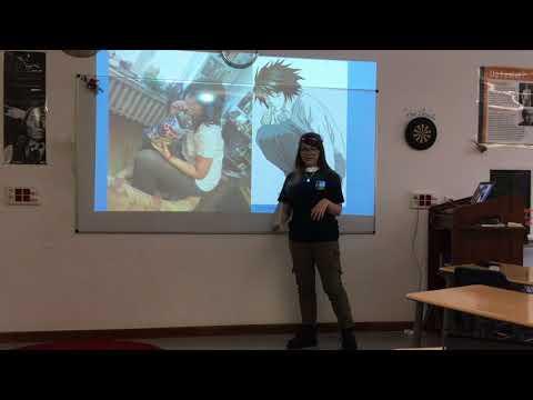 Why I cosplay | Maria Krajewska | Anglo-American School of Sofia