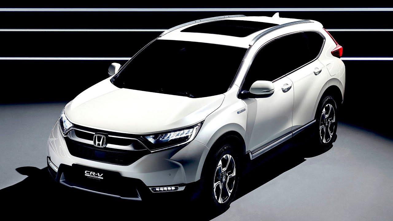 2021 Honda Crv Youtube Review
