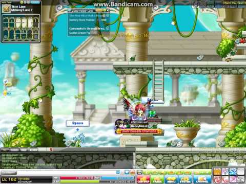 Maplestory Mercedes 16x Gameplay