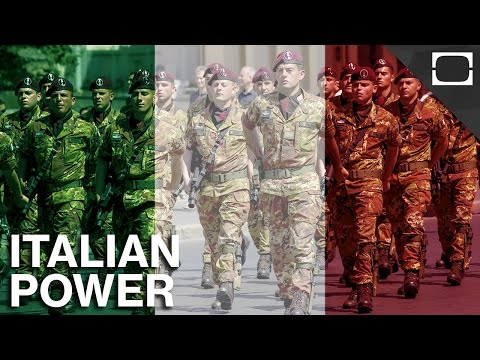 How Powerful Is Italy?