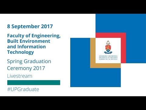 Faculty of EBIT Graduation Ceremony 2017, 8 Sep 10:00