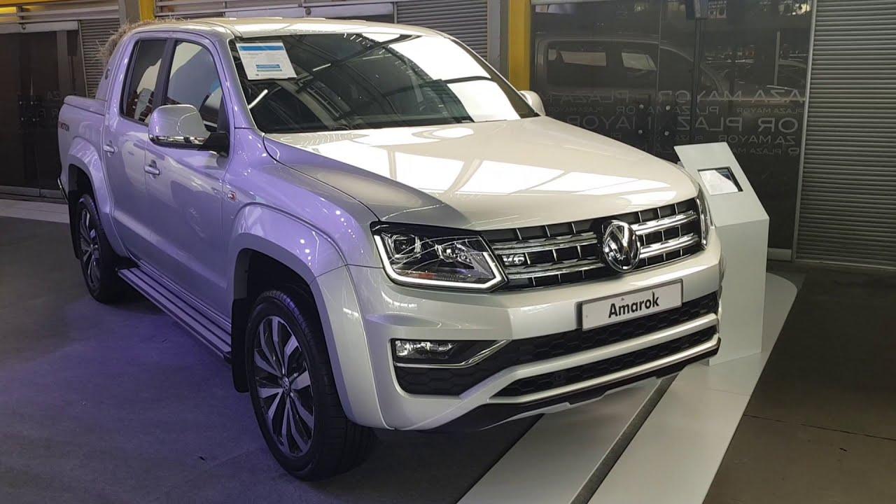 2020 VW Amarok History