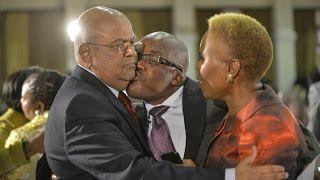 South Africa: Jacob Zuma appoints third finance minister in a week