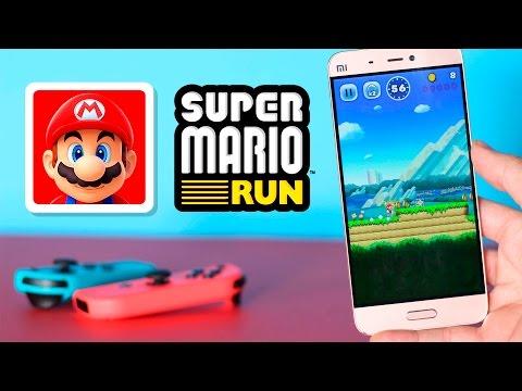 SUPER MARIO RUN en Android, ¡lo hemos probado!